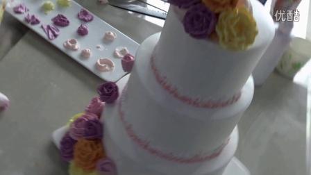 蓝山西点学校 婚礼蛋糕