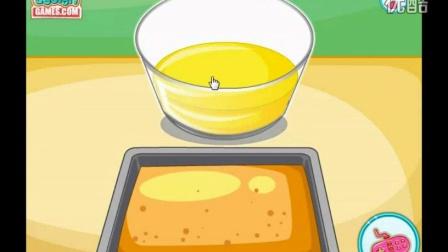 海绵宝宝柠檬点心 DIY海绵宝宝 设计海绵宝宝蛋糕 美人鱼制作海绵宝宝冰淇淋 海绵宝宝动画片