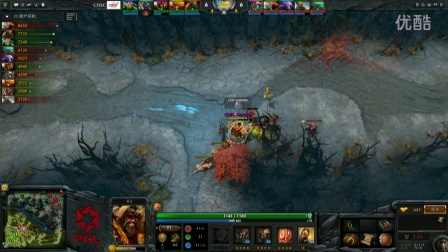 PGL夏季赛DOTA2 EHOME.k VS CDEC Gaming (3)