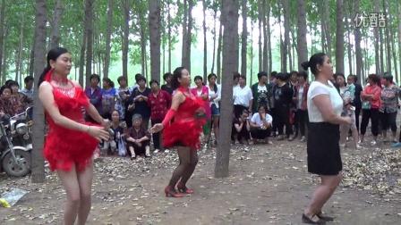 曲阳大西旺健身广场舞62