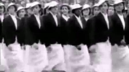 1936年第11届德国柏林奥运会开幕式