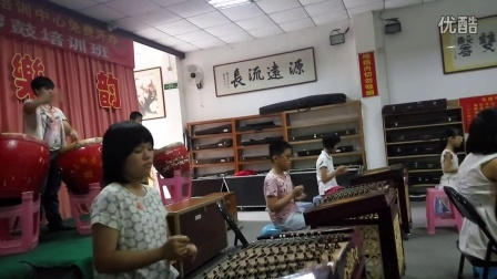 揭东区潮州音乐研究会/揭东艺缘艺术培训中心/吴宇潮扬琴