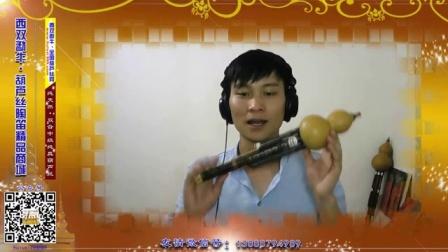 葫芦丝教学视频纯天然双音中级纯真葫芦丝西双勐牛