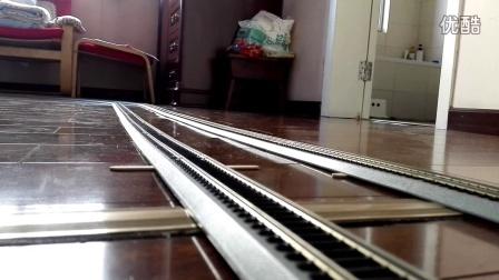 韶三电力机车牵引客车