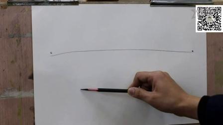 素描透视新手快速素描自学视频: 素描静物圆球体深入刻画方法