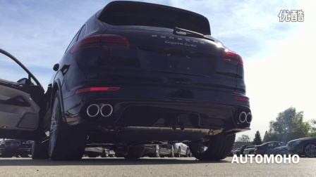 保时捷 卡宴 改装排气声 2016 Porsche Cayenne Turbo -Start Up -Exhaust Sound