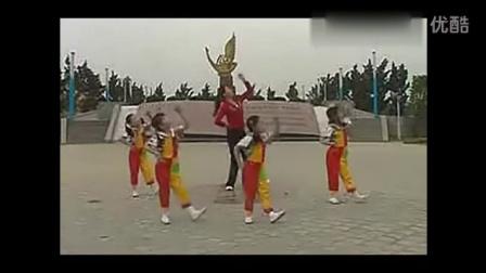 《我最棒》儿童舞蹈 简单幼儿舞蹈视频教学