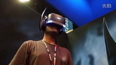官方蝙蝠侠VR预告片  Wear the Cowl