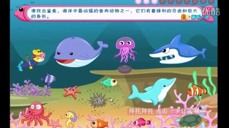 巧虎和小伙伴们海洋探秘 认识一下各种鱼 巧虎全集 巧虎来啦动画片 巧虎幸福的一家