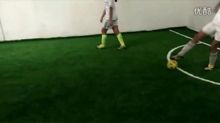 小学女生3人制足球赛