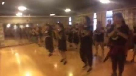济宁爵士舞 街舞 开场舞大王巡山+葫芦娃+五环 瞬影舞蹈 开心舞蹈