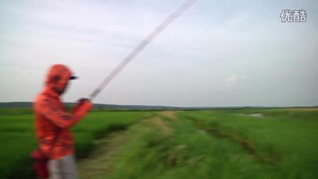 2016雷强 路亚黑鱼视频第九集 黑龙江绥化 之 留下遗憾继续在路上
