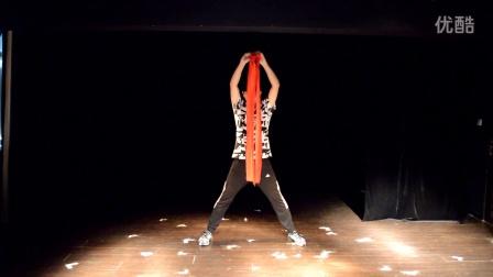 莎仕艺术培训学生舞蹈表演《蒙古舞》