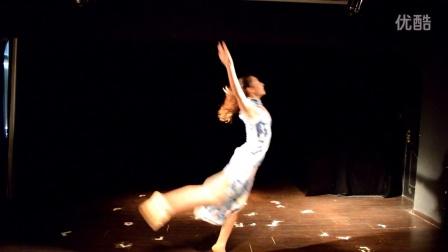 莎仕艺术培训学生舞蹈表演《日出》