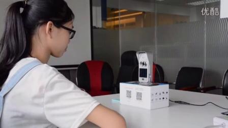 嘉松第二代WiFi可视对讲门铃基本操作视频教学