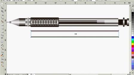 corelDRAWX5视频教程 CDR从入门到精通第十四节