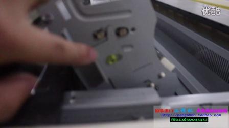 奇普KIP7100工程大图机 解锁激光头教程