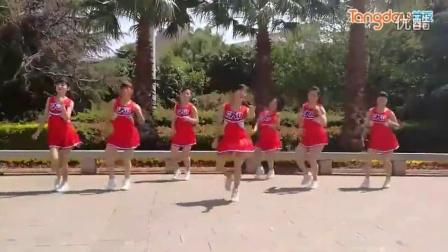 阿达音广场舞原创28步步子舞《DJ版动感单车》糖