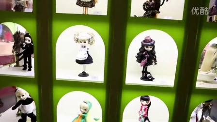 Pullip exhibition 10th anniversary