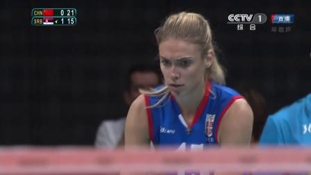 [全场回放]女排决赛 中国VS塞尔维亚 1080P