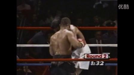 二先生拳击视频麦克泰森 vs 米奇格林  铁人的第二十一场职业拳击比赛典藏超清
