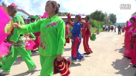 7 东丰县秧歌 二龙村姜淑兰秧歌队连合演出