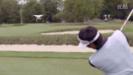 用高尔夫球狂轰滥炸竟能打掉无人机?
