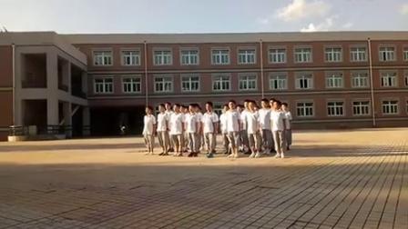 东北育才学校少儿部31届3班军训会操表演