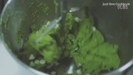 觅糖搬运夏日中的一抹绿之抹茶曲奇饼干