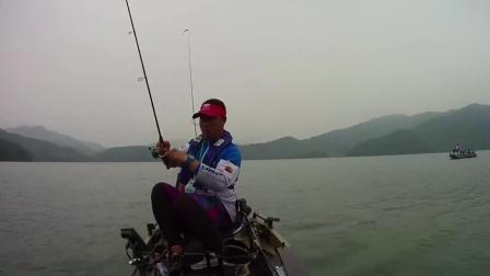 2016中国舟钓路亚公开赛 广东韶关站 前十名中鱼精彩瞬间
