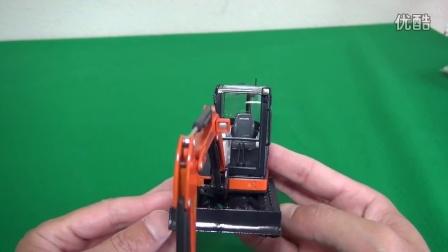 日立ZAXIS35U迷你挖掘机模型