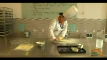 蛋挞的做法=学厨艺去安徽新东方厨师培训学校