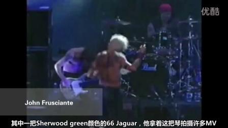 Top10 - Fender Jaguar伟大吉他手