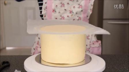 翻糖蛋糕的包面如何包成直角边直直的翻糖蛋糕包面整齐包得笔