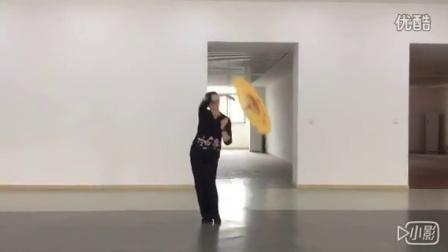 郑州王老师舞蹈(伞舞梦忆江南)