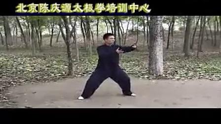 陈式太极拳基本功教学(完整) 标清_标清