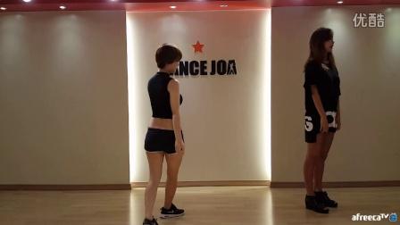 160824韩娜学跳舞【1】