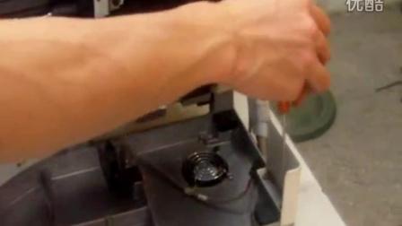 工业缝纫机维修+拆装全集之1790电脑平头锁眼机(电脑纽门机)拆装篇  缝纫机维修网站  缝纫机维修全集