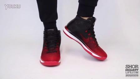 Air Jordan XXXI -Banned  AJ31 禁穿 上脚欣赏