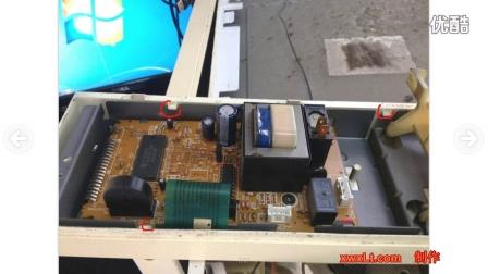 微波炉常见电脑板故障维修