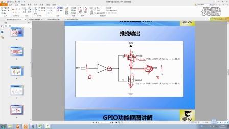 【200集-野火F429挑战者视频教程】7-使用寄存器点亮LED(第2节)