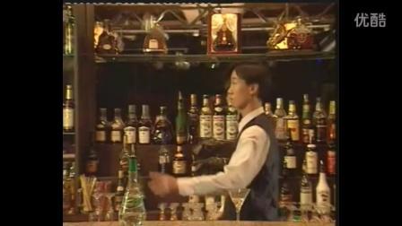 英式调酒教学视频天使之吻鸡尾酒配方红叶谷花式调酒