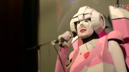 The Raccoons Run with Us (Live) - The Cybertronic Spree