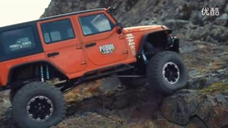 RC-Axial scx10 吉普jk牧马人 越野攀爬车模型JeepRampage _#15_高清