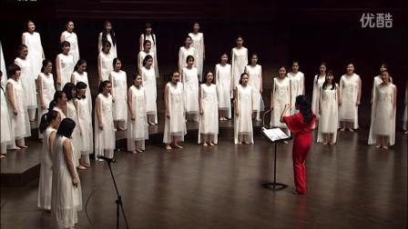 《听,花儿在唱》音乐会片段集锦——深圳高级中学百合合唱团演唱