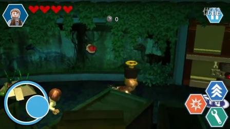 【博游解说】乐高侏罗纪公园游戏视频第九期(完):霸王龙VS暴虐龙