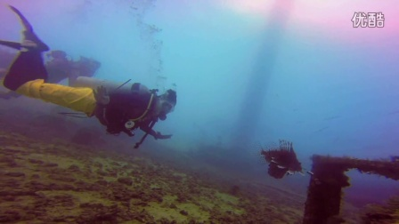 厉少带你看世界之诗巴丹潜水