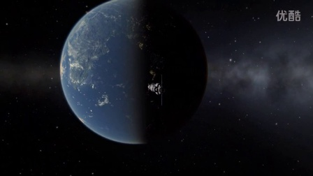 [坎巴拉太空计划]KSP原版组件SSTO释放登月载荷mun往返