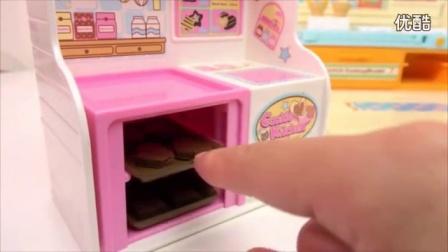冰淇淋夹心饼-日本食玩-万代迷你厨房006