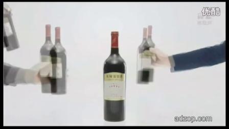 长城五星葡萄酒高清广告